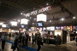 「東京ゲームショウ2010」のSCEのブース