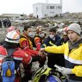 東日本大震災の被災地に多くの国が援助を申し出た