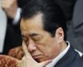 東日本大震災復興特別委員会に臨む菅首相(23日午前)