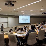 世界各地から社員が集まったソニーの幹部研修(9月中旬、ロサンゼルス)