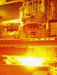 電気料金の値上げは電炉各社の収益を圧迫しそうだ(東京製鉄の宇都宮工場)