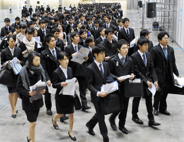 Finding a Job in Japan