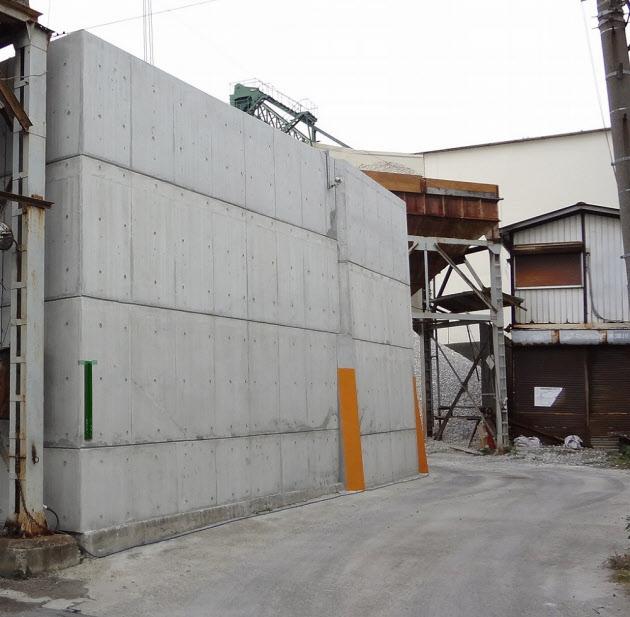 竣工6カ月後でもひび割れの発生抑えるコンクリート