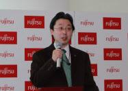 写真2 富士通研究所 ヒューマンソリューション研究部長の柳沼義典氏