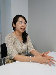 婚活コンサルタントの澤口珠子さん