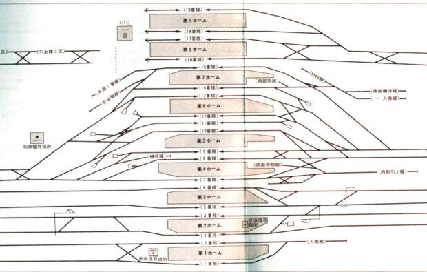 東北・北海道新幹線(東京−新函館北斗)の路線図 …