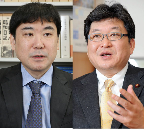 高まるナショナリズム、どう考える 萩生田光一氏と井上寿一氏に聞く  創論