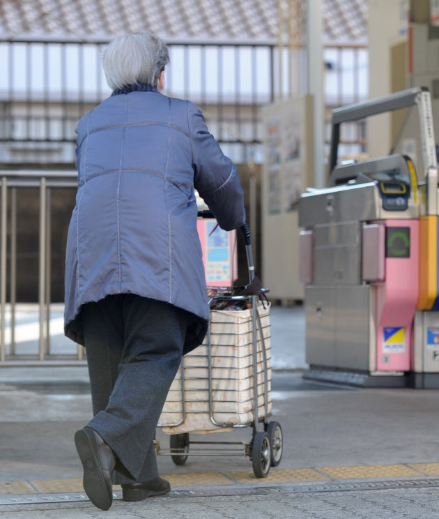 東京の高齢者世帯、44%が一人暮らし 20年後