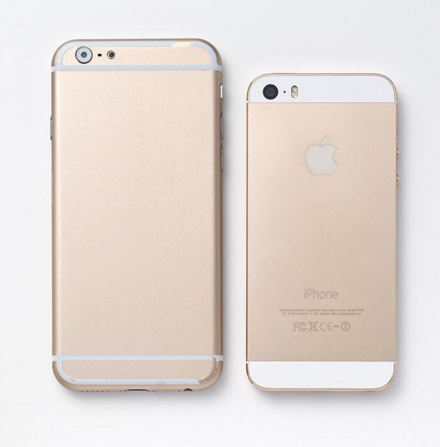 iPhone6こうなる? 中国製模型で探るデザイン