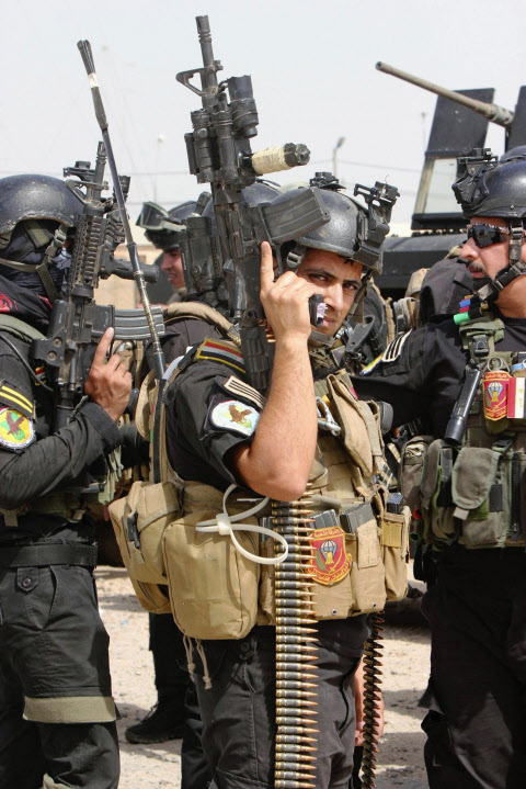 [FT]イラク軍、士気低下し指揮も混乱