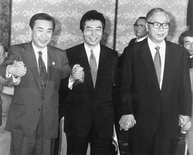 武村正義氏「武村首相でもいいん...