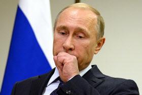 ロシアのプーチン大統領(6日、モスクワ)=ロイター
