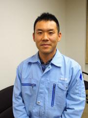 東芝研究開発センターの小野昭彦主任研究員。学生時代は農学を専攻し、フェロモンについて研究していたという