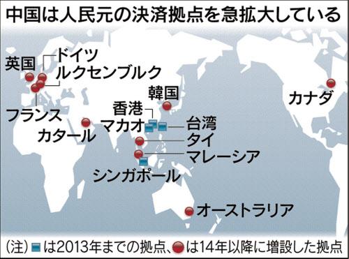 中国「アジアインフラ投資銀行」...