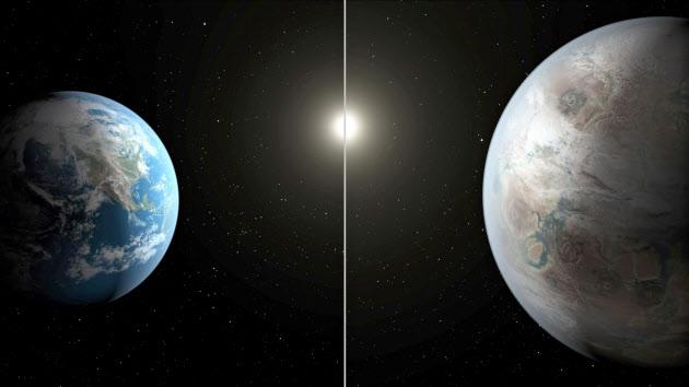 【宇宙ヤバイ】地球に最もよく似た惑星を発見 液体の水、恒星を周り、 かつ生命生存可能領域内