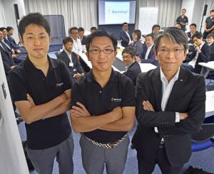 行政・起業家・会計士タッグでベンチャー支援(ひと最前線)上場への道、オール大阪で