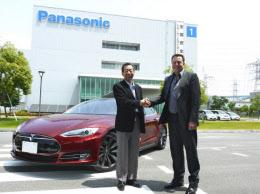 テスラとパナソニックは世界最大の蓄電池工場を作ることで合意した