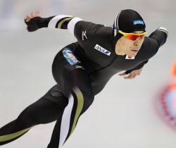 男子1500メートル 9位となった小田卓朗(12日、コロムナ)=AP