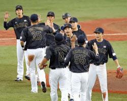 野球日本代表、台湾に連勝 強化...