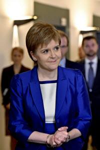 スコットランド首相、EU首脳と会...