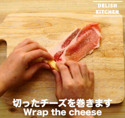 デリッシュキッチンは海外での視聴も意識し、英語字幕をつけ