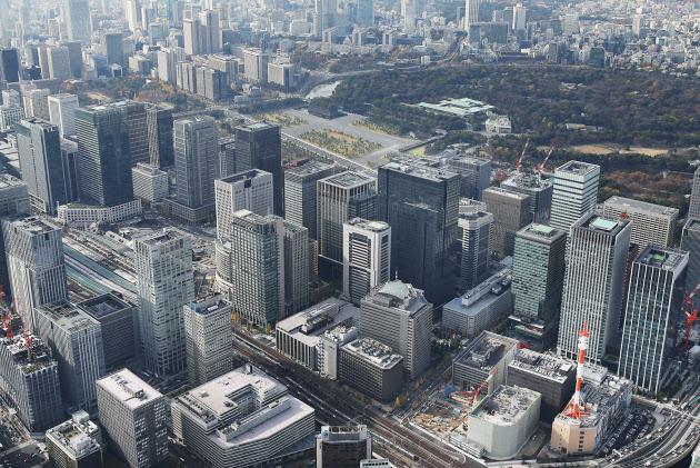 企業の首都圏転入が最多に 働き手確保狙う
