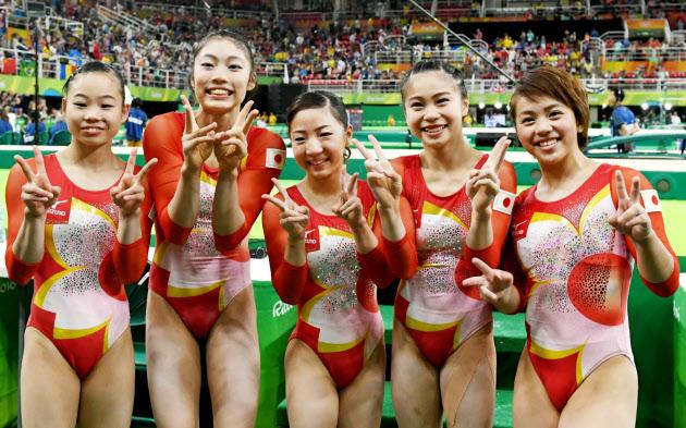 Images of オリンピックの体操競...