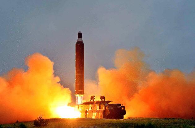 国連外交に中国の壁 北朝鮮包囲網にひび(写真=共同)