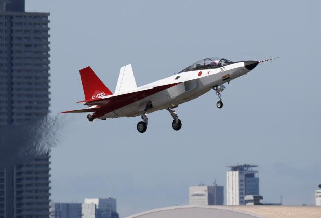 4月に初飛行した「Xー2」
