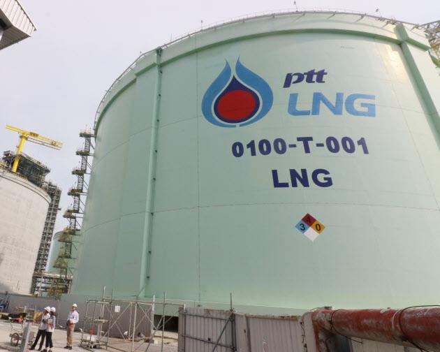 タイ石油公社、LNG輸入4倍 国外...