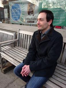 リベラルなユダヤ人のマイケル・ミネビッチさん(ニューヨーク郊外)