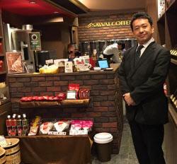 「楽天での競争に比べたら銀座での競争は何も怖くない」と澤井店長は言う