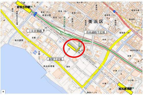 事業費180億円 京葉線「幕張新駅...