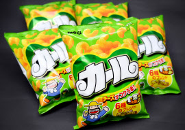 明治「カール」、東日本での販売...