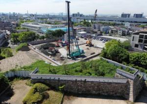 もっと関西 尼崎城、天守再建の希少ケース(とことんサーチ)   資金・立地…好条件重なる 史跡なら遺構保存が難題