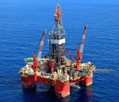 メキシコ湾の海底油田は需要地から近いのも強みだ=ロイター