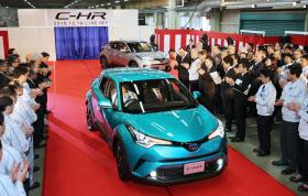 【自動車】第3のトヨタ王国、東北に芽吹く [6/29] 小型車生産の中核を担い、東北を中部、九州に次ぐ第3の生産拠点5周年