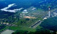 石炭火力発電所の建設は宙に浮いている(タイ南部クラビ県の予定地)
