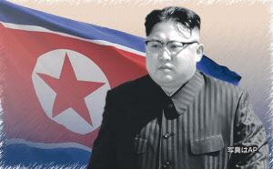 北朝鮮の金正恩委員長(コラージュ、写真はAP)