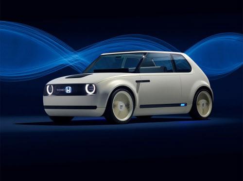 Honda Urban EV Concept(出所:ホンダ)