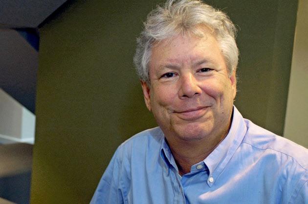 ノーベル経済学賞を受賞したシカゴ大のリチャード・セイラー教授=ロイター