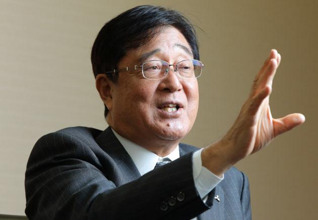三菱自動車 益子修最高経営責任者(CEO)