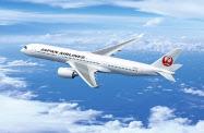 JALが導入予定のエアバス機A350(イメージ)