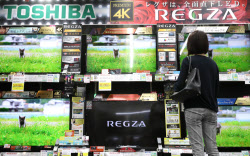 東芝はテレビ事業売却以降も「レグザ」ブランドは維持する