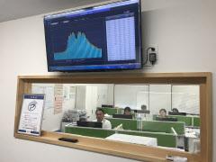 みやまスマートエネルギーの需給センター