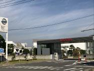 日産自動車の減少が響いた(横須賀市の日産追浜工場)