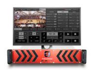 ストリームスター社のスポーツ中継映像制作システム