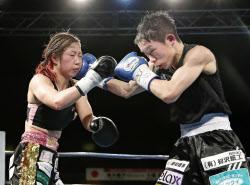 女子ボクシング、小関が2階級制...