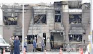 11人が亡くなる火災があった札幌市の共同住宅「そしあるハイム」(7日)=共同