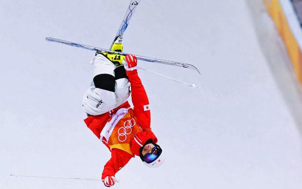 オリンピックのアルペンスキー競...